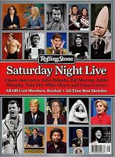 ROLLING STONE SPECIAL EDITION SATURDAY NIGHT LIVE (2017) SNL - NEW - FREE SHIP!