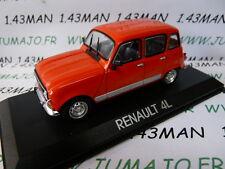 Bal55 coche 1/43 Ixo DeAgostini Balcanes Renault 16