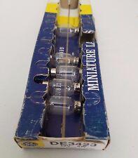 Box of 5 General Electric GE DE3423 12V 5W Automotive Dome Lamps Light Bulbs
