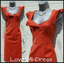 Principles - Gorgeous Fitted Origami Style Dress Sz 12 EU40 - Nouveau