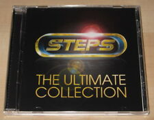 Steps - The Ultimate Collection (CD 2011). Ex Cond