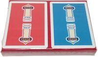 CASINO PLAYING CARDS - DUNES HOTEL VINTAGE NEW RED & BLUE DECKS - Las Vegas, NV