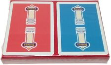 Casino Playing Cards - Dunes Hotel Vintage New Red & Blue Decks - Las Vegas, Nv