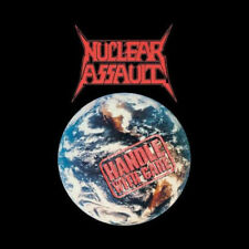 Nuclear Assault ‎– Handle With Care - CD NEW