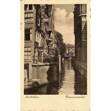 Amsterdam - Grimnessersluis.