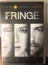 FRINGE LA PRIMA STAGIONE COMPLETA COFANETTO DVD
