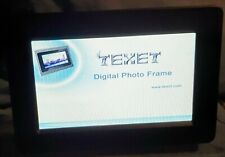 Texet 7 Inch Digital Picture Frame