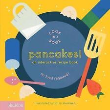 Crêpes!: an interactive recipe book (cook dans un livre),, new