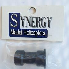 115-212 Synergy RC Heli N9 Trans Output Shaft Bearing Block New In Packag 115212