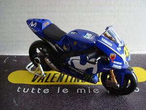 Valentino Rossi #46 Yamaha M 1 Motogp 2018 Maisto 1:18