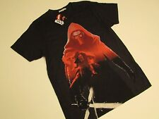 AUTHENTIC JUNK FOOD Disney Star Wars T-Shirt Black  Small /  Made in USA.