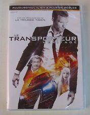 DVD LE TRANSPORTEUR : HERITAGE - Ed SKREIN / Ray STEVENSON - NEUF