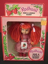 Rare Tomland 1980 Strawberry Redhead Misfit Knock-off Action Figure Doll Ex Cond