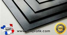 Plaque de caoutchouc noir NITRILE pour la réalisation de joints étanches