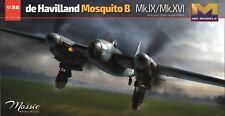 "Hong Kong Models 1/32 De Havilland Mosquito B Mk.IX/MK.XVI ""Mossie"" - HKM-01E16"