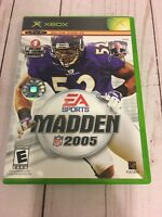 Microsoft Xbox EA Sports Madden 2005