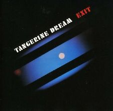 Tangerine Dream Exit Live CD NEW SEALED 1995 Remastered