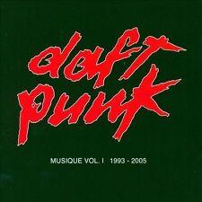 Daft Punk - Musique Volume 1: 1993-2005 CD Bangalter
