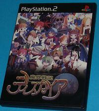 Makai Senki Disgaea - Sony Playstation 2 PS2 Japan - JAP