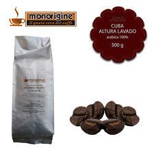 Caffè in Grani Cuba Altura Lavado 500 gr Caffè Monorigine Arabica 100%