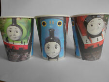 THOMAS THE TANK ENGINE BIRTHDAY PARTY CUPS PK8  NEW!