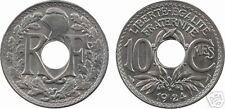 IIIème Rép. 10 cts Lindauer 1924 SUP+!! - 1