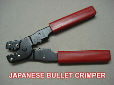SPRUNG CRIMPING TOOL 3.9mm JAPANESE BULLET CONNECTOR TOOL NON INSULATED TERMINAL