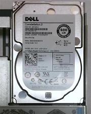 DELL Constellation.2   500GB  SAS  Genuine   DP/N 055RMX
