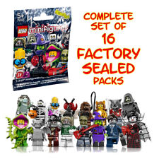 LEGO minifigures series 14 COMPLETE SET unopened 16 FACTORY SEALED PACKS 71010