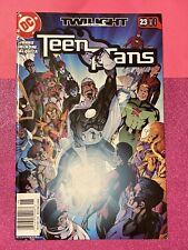 Teen Titans 2003 Series #23 Nm Dc Comics