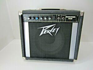 USA Made Peavey Backstage Plus Guitar Amplifier Vintage Amp