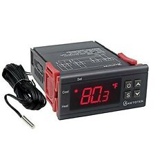 Ketotek Ac 110v Digital Temperature Controller Incubator Thermostat Fahrenhei