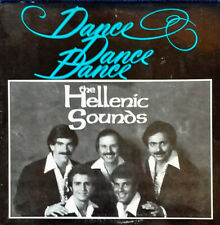 HELLENIC SOUNDS - DANCE DANCE DANCE- SIGNED LP- PRIVATE -GREEK,PSYCH,DRUM BREAKS