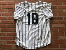 Don Larsen autographed signed inscribed jersey MLB New York Yankees JSA W.S. PG