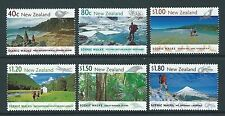 NEW ZEALAND 1999 SCENIC WALKS UNMOUNTED MINT, MNH