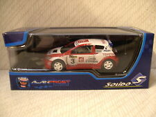 Solido Alain Prost Collection Toyota Corolla Trophee Andros 2006 1/43 scale