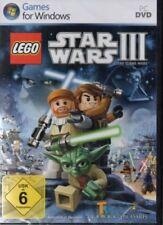 Lego Star Wars 3 - The Clone Wars - PC - deutsch - Neu / OVP