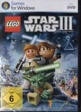 Lego star wars 3-The Clone Wars-PC-germano-Nouveau/Neuf dans sa boîte