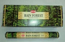 Hem Rain Forest Incense Bulk 6 x 20 Stick Box, 120 Sticks