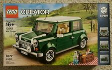 NEW IN BOX LEGO CREATOR MINI COOPER 10242 1077 PIECES