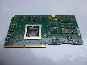 Asus G750J GeForce GTX 770M 3GB Grafikkarte 69N0P3V10D00 #73014