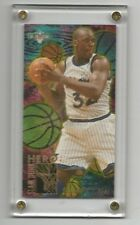 1994-95 NBA JAM SESSION SHAQUILLE O'NEAL SLAM DUNK HEROES #7 NM-MINT RARE!!!