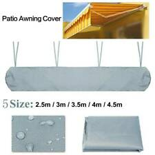 Patio Awning Weather Rain Cover Sun Canopy Storage Bag Protector Multi-size