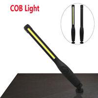 Neu 410 Lumen wiederaufladbare COB LED Slim Arbeitslicht Lithium-Ionen+USB-Kabel