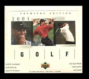 2001 UD Upper Deck Premier Edition PGA Golf Trading Cards - You Pick!!