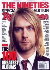 February Monthly Rolling Stone Magazines in English