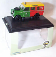 Land Rover series 11 Station Wagon Shell/BP 1-76 Scale Mib