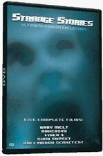 Strange Stories Body Melt/Narcosys/Video X/Killer Me/Hollywood Scarefest (DVD)