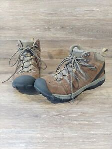 Ozark Trail Men's Hiking Boots Shoes Brown MNOT4310004 Size 7