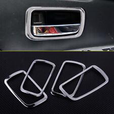 4x Innentür Griff Abdeckung Rand Blende für Mitsubishi ASX Outlander Sport RVR